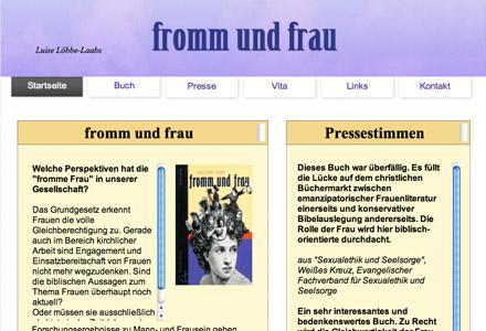 fromm und frau
